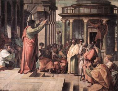pentecost-peter preaches