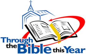 Through Bible In a Year 10-2