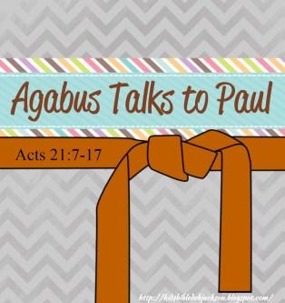 Agabus -Paul
