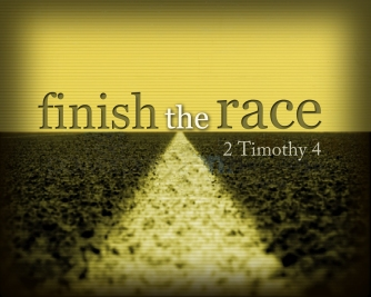 Finish the Race-Title